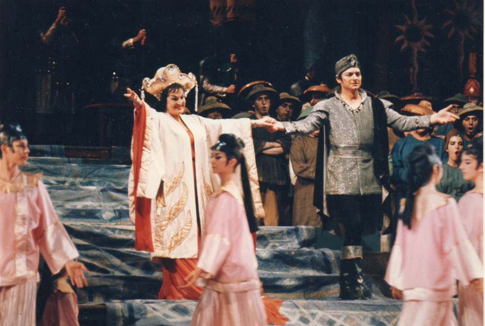 Turandot (1964, San Francisco)